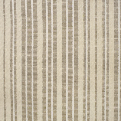 S3687 Ecru Fabric: S48, MADE IN USA, CRYPTON, CRYPTON HOME, PERFORMANCE, EASY TO CLEAN, STRIPE, CHENILLE, NEUTRAL, ECRU