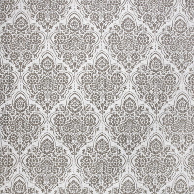 S3705 Latte Fabric: S48, MADE IN USA, CRYPTON, CRYPTON HOME, PERFORMANCE, EXCLUSIVE, EASY TO CLEAN, MEDALLION, FLORAL, NEUTRAL, LATTE