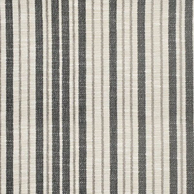 S3710 Shale Fabric: S49, MADE IN USA, CRYPTON, CRYPTON HOME, PERFORMANCE, STRIPE, CHENILLE, GRAY, GREY, SHALE