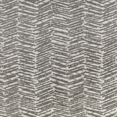 S3733 Rain Fabric: S49, MADE IN USA, CRYPTON, CRYPTON HOME, PERFORMANCE, GEOMETRIC, GRAY, GREY, CHENILLE, RAIN