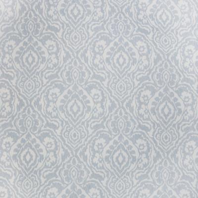 S3752 Iceberg Fabric: S50, MADE IN USA, CRYPTON, CRYPTON HOME, PERFORMANCE, MEDALLION, BLUE, ICEBERG
