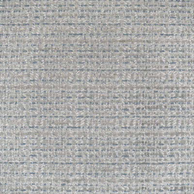 S3758 Waterfall Fabric: S50, MADE IN USA, CRYPTON, CRYPTON HOME, PERFORMANCE, EXCLUSIVE, TEXTURE, GRAY, GREY, BLUE, WATERFALL