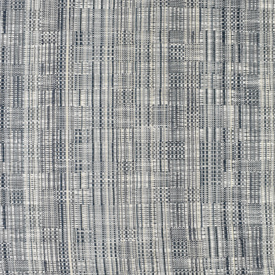 S3766 Blue Fabric: S50, MADE IN USA, CRYPTON, CRYPTON HOME, PERFORMANCE, GEOMETRIC, TEXTURE, BLUE, SLATE