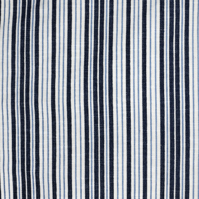 S3780 Fountain Fabric: S50, MADE IN USA, CRYPTON, CRYPTON HOME, PERFORMANCE, EXCLUSIVE, STRIPE, CHENILLE, BLUE, FOUNTAIN