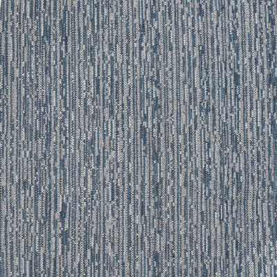 S3784 Ocean Fabric: S50, MADE IN USA, CRYPTON, CRYPTON HOME, PERFORMANCE, EXCLUSIVE, STRIPE, TEXTURE, BLUE, OCEAN