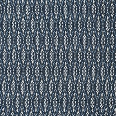 S3791 Navy Fabric: S50, MADE IN USA, CRYPTON, CRYPTON HOME, PERFORMANCE, DIAMOND, GEOMETRIC, BLUE, NAVY