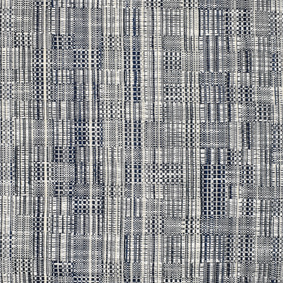 S3794 Cobalt Fabric: S50, MADE IN USA, CRYPTON, CRYPTON HOME, PERFORMANCE, EXCLUSIVE, GEOMETRIC, TEXTURE, BLUE, COBALT