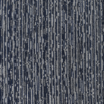 S3798 Dark Blue Fabric: S50, MADE IN USA, CRYPTON, CRYPTON HOME, PERFORMANCE, EXCLUSIVE, STRIPE, TEXTURE, BLUE, NAVY