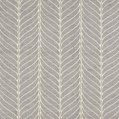 S3838 Fog Fabric: S51, GEOMETRIC, FOLIAGE, WOVEN, GRAY, GREY, FOG