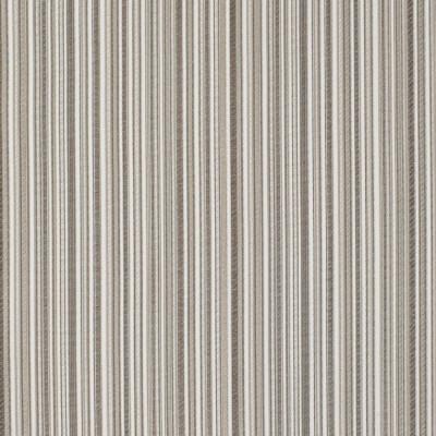 S3844 Truffle Fabric: S51, STRIPE, DAMASK, SATIN, BROWN, NEUTRAL, TRUFFLE