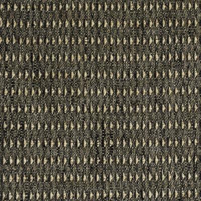 S3854 Ebony Fabric: S51, CONTEMPORARY, GEOMETRIC, TEXTURE, BLACK, EBONY