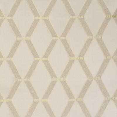 S3883 Pearl Fabric: S52, GEOMETRIC, DAMASK, SATIN, NEUTRAL, PEARL