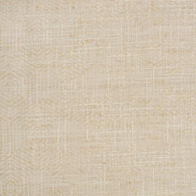 S3900 Parchment Fabric: S52, MEDALLION, WOVEN, NEUTRAL, PARCHMENT