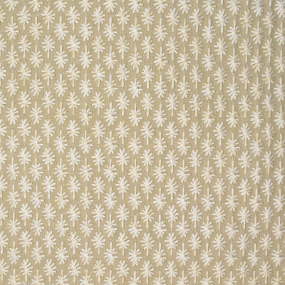 S3906 Dune Fabric: S52, GEOMETRIC, DITSY, SMALL SCALE, EMBRODIERY, STAR, NEUTRAL, DUNE