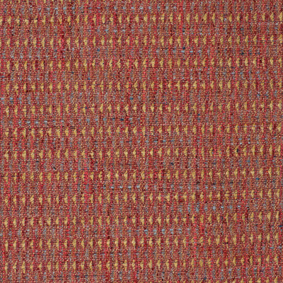 S3932 Sangria Fabric: S53, GEOMETRIC, CONTEMPORARY, WOVEN, TEXTURE, RED, BLUE, SANGRIA
