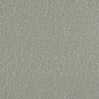 S3951 Sage Fabric: S53, FLORAL, WOVEN, GREEN, SAGE