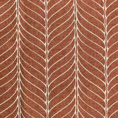 S3973 Brick Fabric: S53, GEOMETRIC, WOVEN, RED, BRICK