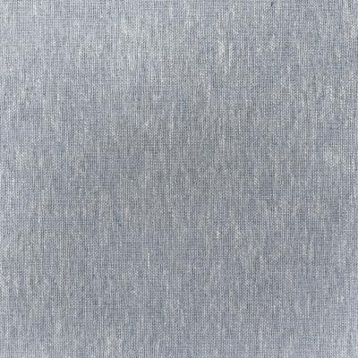 S4004 Celeste Fabric: S54, SOLID, BLUE, FAUX LINEN, CELESTE