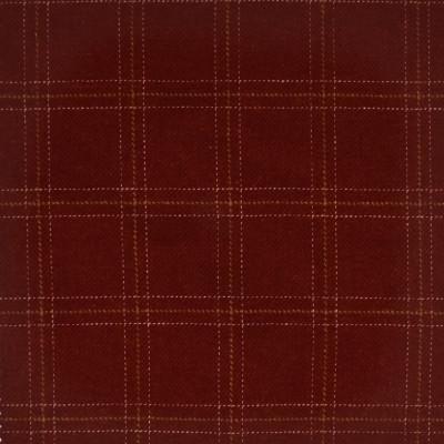 S4042 Pompeii Fabric: S55, WOOL, WOOL BLEND, MENSWEAR, PLAID, RED, POMPEII, WOOL PLAID