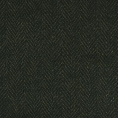 S4054 Woodland Fabric: S55, WOOL, WOOL BLEND, MENSWEAR, HERRINGBONE, GREEN, WOODLAND