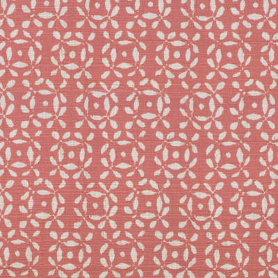 S4100 Flower Fabric: M07, PINK, FLORAL, CORAL, PRINT, CONTEMPORARY