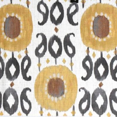 S4150 Amber Fabric: M07, PAISLEY, PRINT, AMBER, WOVEN