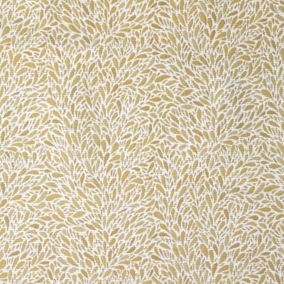 S4158 Saffron Fabric: M07, GOLD, SAFFRON, CHENILLE, JACQUARD, CONTEMPORARY