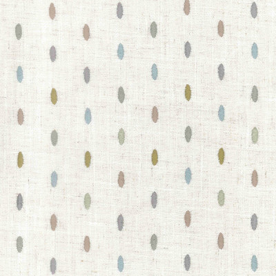 S4178 Mineral Fabric: M07, NEUTRAL, MULTICOLORED, BLUE, GREEN, MINERAL, EMBROIDERY, DOT