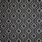 S1899 Black/Tan Fabric
