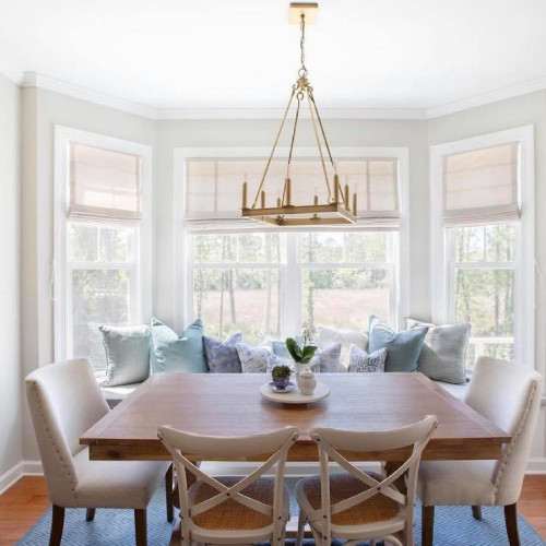 by House of Hoffmann Interiors in Mt. Pleasant, NC