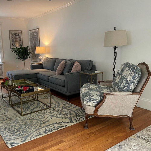 by Marblehead Upholstery in Marblehead, MA