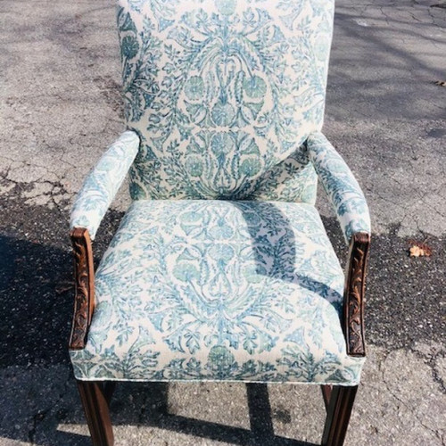 by Sterling Custom Upholstery in Mountain View, CA