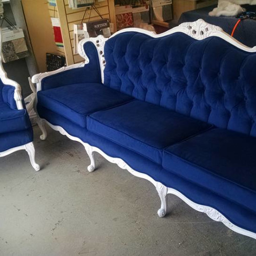 by Resurrection Furniture and Upholstery in Clermont, Indiana