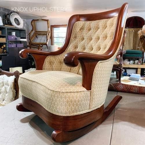 by Knox Upholstery  in Knoxville, TN