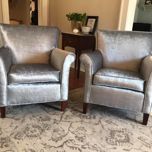 by R & D Upholstery in Wheeling, WY
