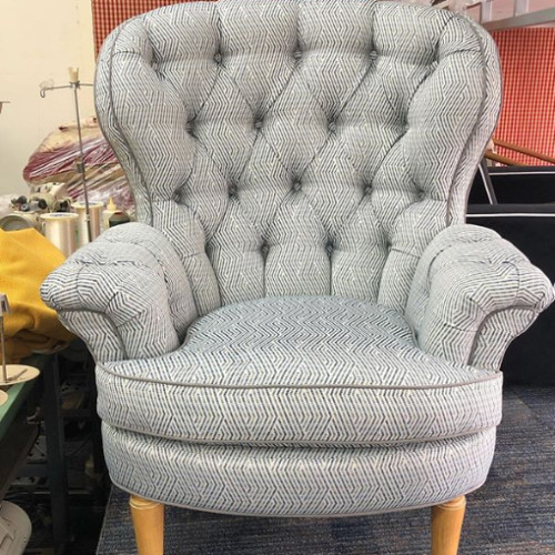by Westchester Upholstery  in Portchester, NY