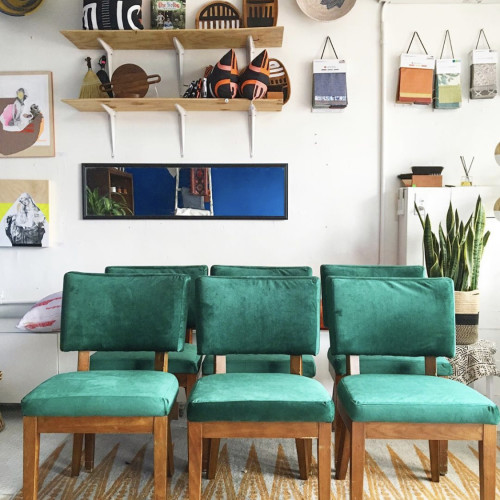 by Nicole Crowder Upholstery in Washington, DC
