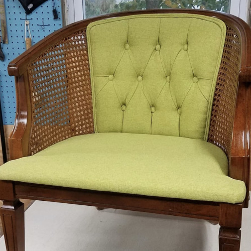 by UPcycled UPholstery (First Photo) & Alchemy (Second Photo) in Columbia, South Carolina (First Photo) & Lancaster, Pennsylvania (Second Photo)