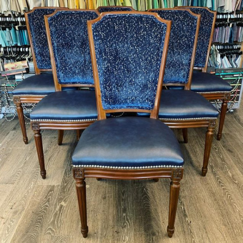 by Lawless Upholstery  in Concord, MA