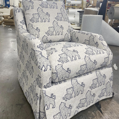 by Sherrill Furniture Brands in Hickory, NC