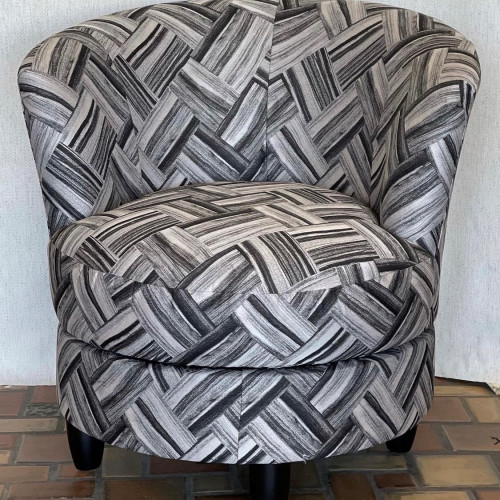 by Laubacher Upholstery in Canton, OH