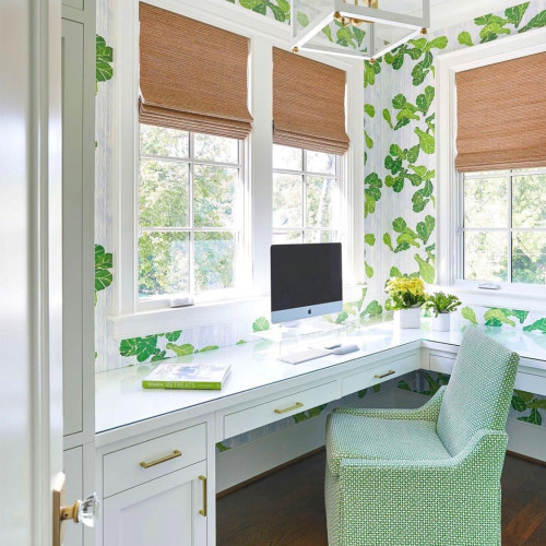 by Allen & James Interiors in High Point, North Carolina