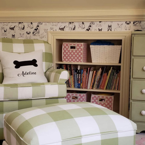 by Molly McLean Design in Randleman, NC
