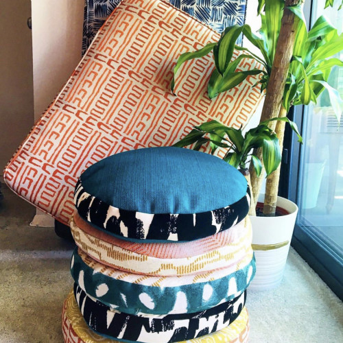 by Nicole Crowder Upholstery in Washington, D.C.
