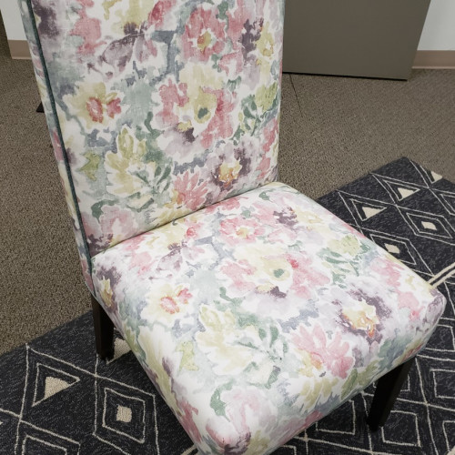 by Barnes Custom Upholstery in High Point, NC