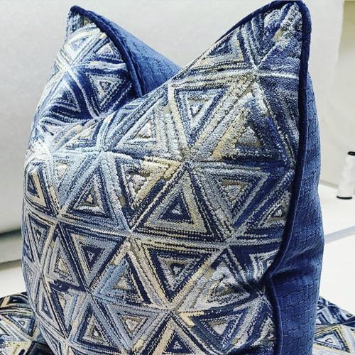by Window Elegance & Greenhouse Fabrics in Carlsbad, CA & High Point, NC