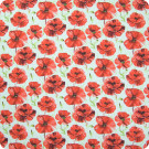 204538 Red Fabric