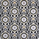 A4989 Ebony Fabric