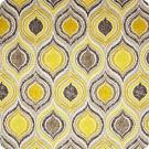 A7340 Gold Leaf Fabric