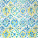 A8494 Caribbean Blue Fabric